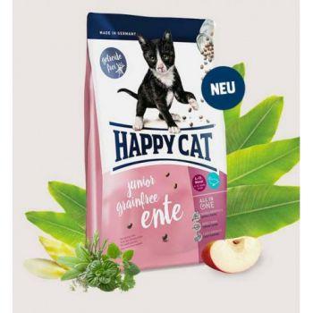 HAPPY CAT JUNIOR GRAINFREE ENTE 4KG