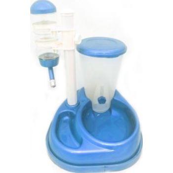 Pado Water & Food Feeder(Blue)