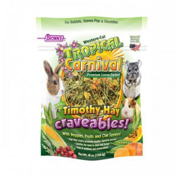 BROWNS TIMOTHY HAY CRAVEABLES 1.36G