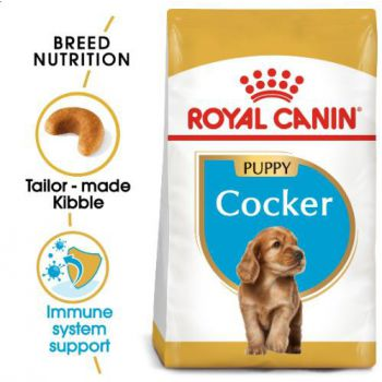 Breed Health Nutrition Cocker Junior 3 KG