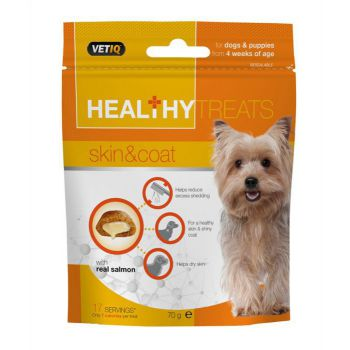 M&C Healthy Treats Skin & Coat for Dogs & Puppies