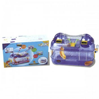 HAMSTER CAGE DNG:SIZE:43.5X27X28.8