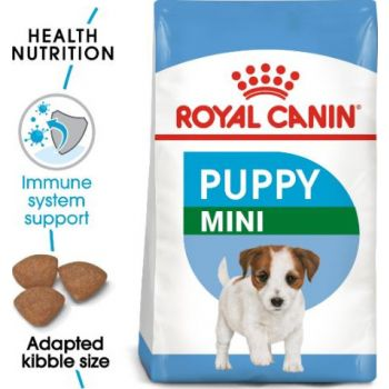 Size Health Nutrition Mini Puppy 8 KG