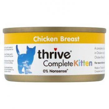 Thrive Complete Wet Kitten Food 75G