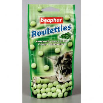 Beaphar Cat Treats Rouletties Catnip 44.2g