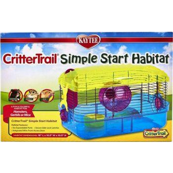 Kaytee Crittertrail Simple Start Habitat