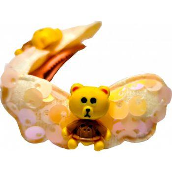 Hair Clip Bear Wings 2