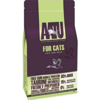 AATU Free Run Duck for Cats 1kg