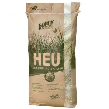 Hay from Nature Conservation Meadows 2 kg