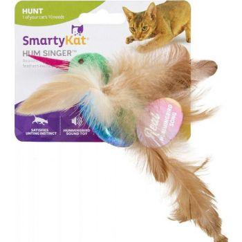 SmartyKat® Hum Singer™ Humming Bird Electronic Sound Cat Toy