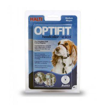 COA HO02 HALTI Optifit Head Collar Medium