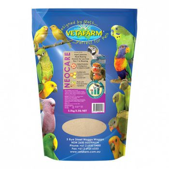 Neocare Hand Rearing 2.5kg