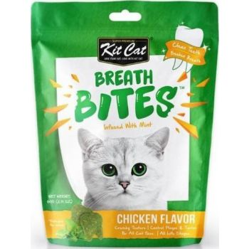 Breath Bites Chicken Flavor 60g