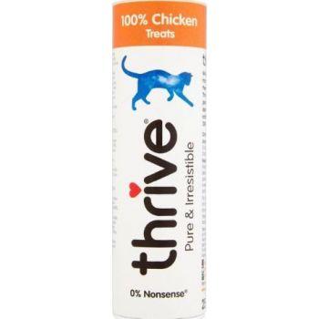 Thrive Cat Chicken Treats 25G