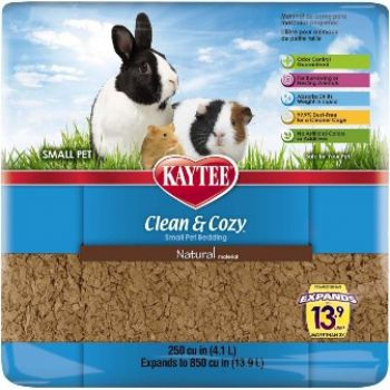 KT Clean & Cozy Natural Brown 250CU/4.3Litres