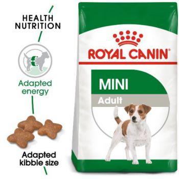 Royal Canin Dog Dry Food Mini Adult 2 KG