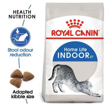 Royal Canin Cat Dry Food Indoor 2 KG