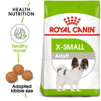 Royal Canin Dog Dry Food XS Adult 1.5 KG