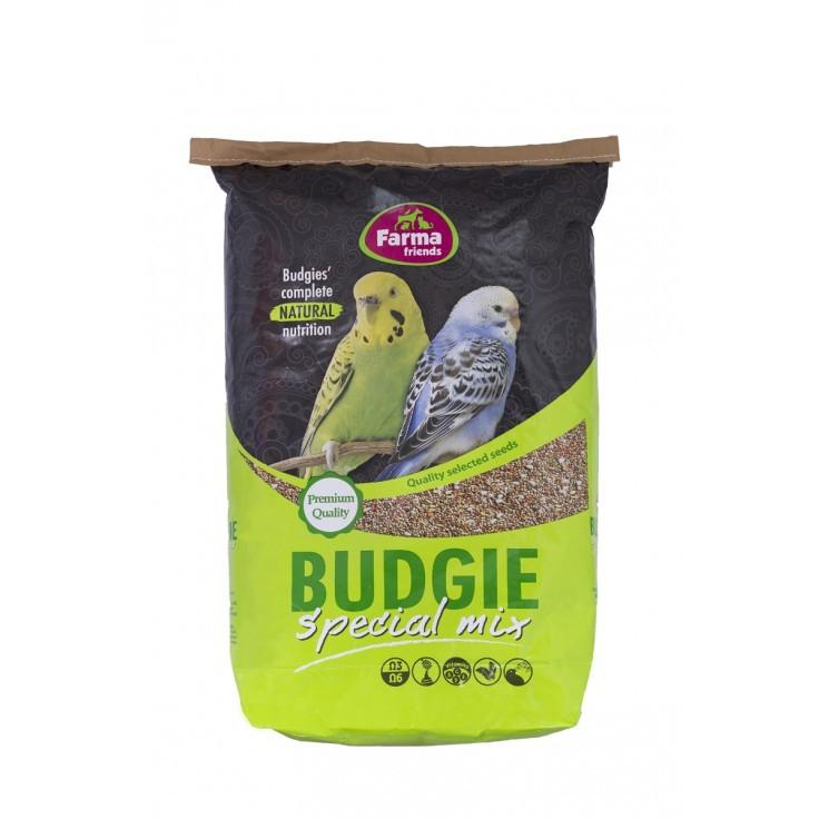 Budgie Mix 20 KG