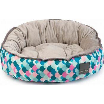 FuzzYard Splash Reversible Pet Bed, Large