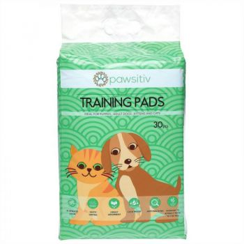 Pawsitiv Training Pads 30pcs Unscented