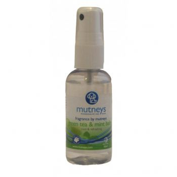 Green Tea & Mint Balm Fragrance Spray 50ml