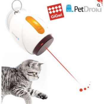Cat Toys PetDroid Boltz Hanging Automatic Interactive Laser