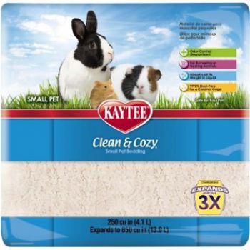 KT Clean & Cozy White 250CU/4.1litres