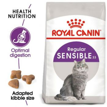 Royal Canin Cat Dry Food Sensible 2 KG