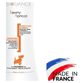 Biogance Tawny Apricot shampoo for dogs 250ml