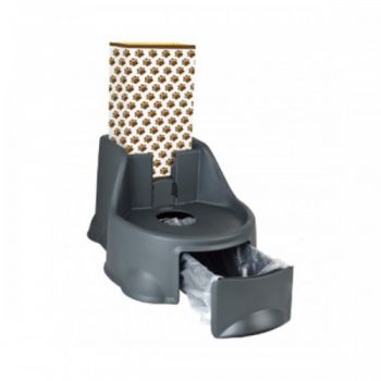 OURPETS NO TOUCH LITTER BOX (KITTY POTTY)