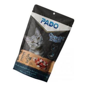 PADO CRUNCHY CAT TREATS CHICKEN 100G
