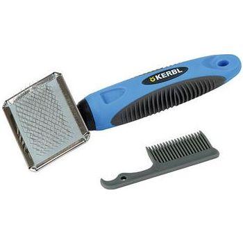 Soft Slicker Brush length 16 cm Width 6 cm