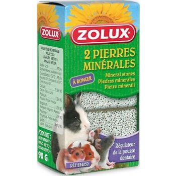 MINERAL BLOCKS FOR RODENTS - 2 PCS