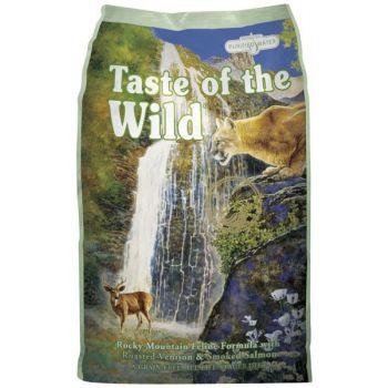 Taste Of The Wild Rocky Mountain Feline Formula 2,27kg