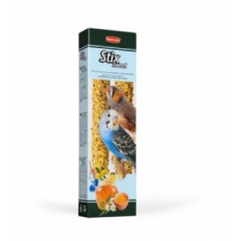 PADOVAN STIX SWEET PARAKEETS AND EXOTIC-80 g(feed for budgies and small exotic birds