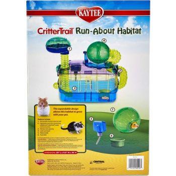 Kaytee Crittertrail Run-About Habitat