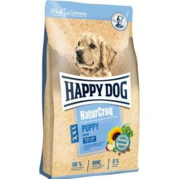 HAPPY DOG NATURCROQ PUPPY-4 KG[WELPEN PUPPY