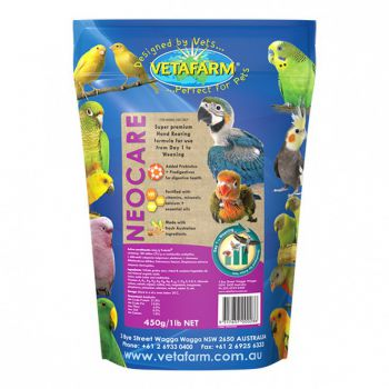 Neocare Hand Rearing 450g