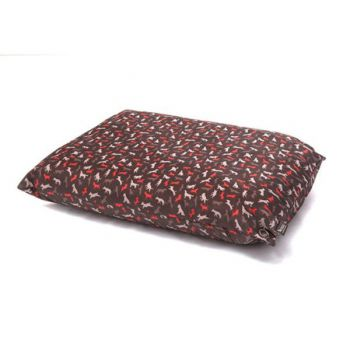 Scout & About Outdoor Bed Mocha Medium