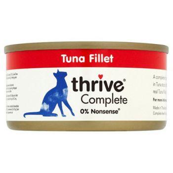 Thrive Cat Wet Food Tuna Fillet Wet Food 75G