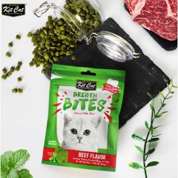 Breath Bites Beef Flavor 60g