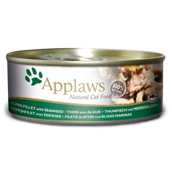 Applaws Cat Wet Food Tuna with Seaweed 156g Tin
