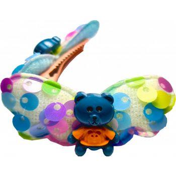 Hair Clip Bear Wings 4