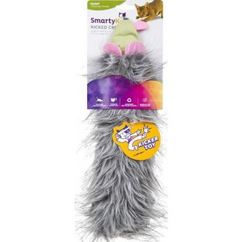 SmartyKat® Kicked Critter™ Plush Kicker Cat Toy