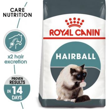 Royal Canin Cat Dry Food Hairball Care10 KG