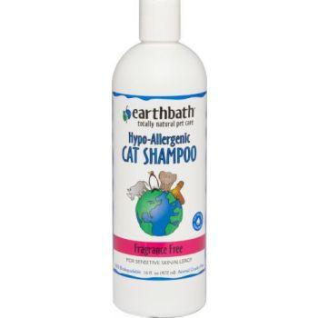 Hypo-Allergenic Cat Shampoo Fragrance Free