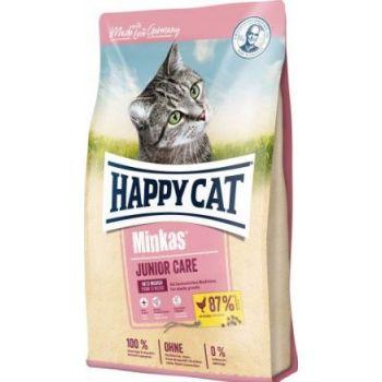 Happy Cat Minkas Junior Care-1.5Kg