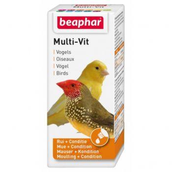Multi Vitamin Bird 20ml (New Formula)
