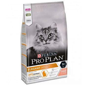 Pro Plan Elegant Optiderma - Salmon for Adult Cat (1.5kg)